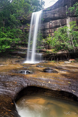Soi Sawan Waterfall (Rkitichai) Tags: longexposure nature landscape thailand waterfall outdoor northeastern ubonratchatani thaitravel soisawan