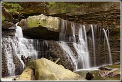 Great Falls (MikeJonesPhoto) Tags: park national cuyahoga 815 0276