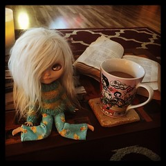 BaD October '15, Day 1: morning routine