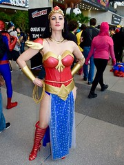 DSC_0079 (Randsom) Tags: nyc woman sexy beauty fun costume october cosplay gorgeous wonderwoman convention heroine superhero comicbooks femmefatale redlips dccomics blackhair spandex justiceleague hotgirl jsa jla javitscenter 2015 nycc superheroine nycomiccon newyorkcomiccon justicesociety nycc2015