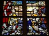 ca. 1560 - 'Jeroom (+1558) and Jacob (Jacques) (+1573) Adornes', Jeruzalemkerk, Brugge, province of West Flanders, Belgium (RO EL (Roel Renmans)) Tags: church window glass saint james san heraldry jacob jerusalem brugge iglesia kirche sint stained chiesa vitrail armor jerome bruges kneeling jakob jacques armour église renaissance tabard brujas jeruzalem vitral jacobus jerusalen jeronimo vetrata gerusalemme armadura armure glasraam jeruzalemkerk brügge harnas jeroom donors 1560 hieronymus glasinloodraam tabardo brugia tabar witraż витраж adornes hieronim glasgemälde adorne брюгге табард