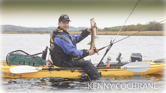 KayakfishScotland (Nicolas Valentin) Tags: lake fish landscape freedom fishing aqua kayak ken adventure kayaking loch lochken kayakfishing aplusphoto kayakpike kayakscotland kayakfishingscotland