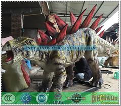 Animatronic Stegosaurus (ONLYDINOSAURS) Tags: stegosaurus animatronic