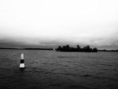 *** (Boris Rozenberg) Tags: trip trees blackandwhite water suomi finland island blackwhite olympus journey lonely olympuspen haveanicetrip