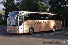 Bowens BD66 WEN (johnmorris13) Tags: bowens bd66wen mercedes tourismo coach