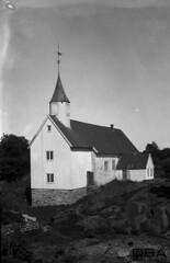 VAFB_Jensen_10_023f (dbagder) Tags: norway religion natur nor kristiansand arkitektur trehus kirker spir vestagder kirketårn trekirker sakralebygningersekirker