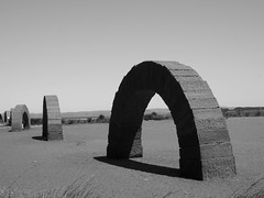 20151106-20151106-P1010432.jpg (Paul Glenton) Tags: newzealand northland sculptures goldsworthy gibbsfarm andygoldsworthy 2015 kaiparaharbour arches2005 20112015