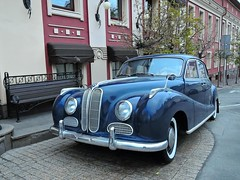 Старый BMW (varfolomeev) Tags: russia 2015 россия nikonp340