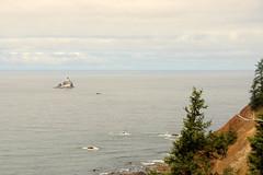 Tillamook Rock Lighthouse, Oregon (lighthouser) Tags: usa lighthouse oregon tillamook tillamookrock lighthousetrek
