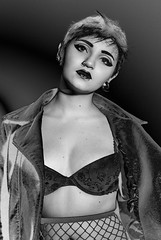 (Iuri Lis.) Tags: bw white black fashion branco photography photoshoot pb preto e