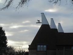 UK - East Sussex - Near Bodiam - Converted Oast House (JulesFoto) Tags: uk england bodiam eastsussex clog oasthouse centrallondonoutdoorgroup