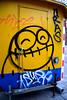 graffiti amsterdam (wojofoto) Tags: graffiti amsterdam wojofoto wolfgangjosten pressone bouwkeet nederland netherland holland