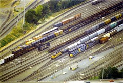 CSXT  Acca Yard - R-VA circa 1998 (cogp39) Tags: 1998 richmondva rva