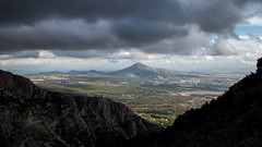 View from mount. Parnitha (Giannis Samartzis) Tags: athens greece parnitha immitos mountain nature city landscape clouds valley nikon d3200 1855