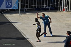 34rth  ATHENS MARATHON 2016   DSC_3280 (Chris Maroulakis) Tags: 34th athens marathon authentic panathenaic stadium finish kenya rotis luka 1st nikon d7000 chris maroulakis 2016