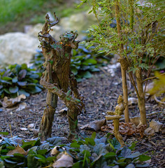 I AM GROOT!? (atari_warlord) Tags: actionfigure ent groot guardiansofthegalaxy hasbro lordoftherings marvel marvelcomics thetwotowers toybiz treebeard