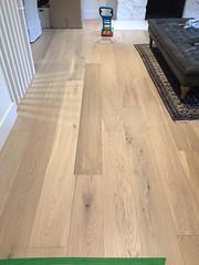 Lynn Canyon Installation (Goodfellow Inc.) Tags: sanmarino lynncanyon wood floors flooring engineered wideplank whiteoak oak goodfellow