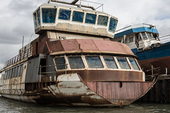 Spirit of Portsmouth (gothick_matt) Tags: ship bristol rusty harbour spiritofportsmouth places floatingharbour uk hulk harbourside unitedkingdom