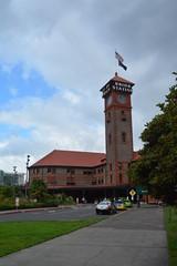 Portland, OR - Pearl District - Union Station (jrozwado) Tags: northamerica usa oregon portland pearl district unionstation trainstation station onlocation filminglocation grimm