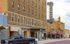 Hotel Pawnee & Fox Theatre (Eridony) Tags: northplatte lincolncounty nebraska downtown historic hotel theater theatre constructed1929 nationalregisterofhistoricplaces