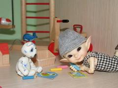 IMG_4172 (cat-soft paws) Tags:         realpuki pupu bear house toys