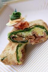 Happy Sunday - Feliz Domingo (artuza) Tags: desayuno huevos eggs food breakfast wraps
