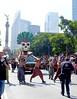 Azteca Desfile Muertos CDMX 2016 (El Volador S.A.) Tags: desfile muertos cdmx mexico animainc volador elvolador calaca muerte