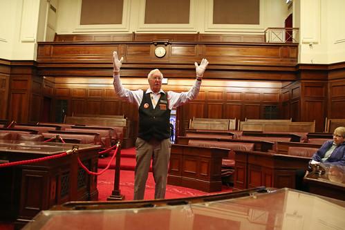 20160926_0295 Old Senate Chamber - Camberra
