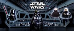LEGO-Star Wars:Darth Vader (I P R I M E I) Tags: lego starwars rougueone originaltrilogy darthvader theempirestrikesback revenge sith returnofthejedi custom moc