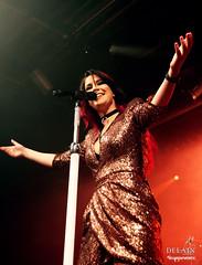 Charlotte at Backstage, München, 28/10/2016