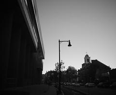 Staniford Twilight (iMatthew) Tags: brutalism brutalistarchitecture architecture bostonarchitecture boston governmentcenter bw