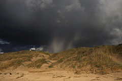 Crosby Beach (ProSession) Tags: crosby merseyside liverpool beach dune wildweather stormclouds