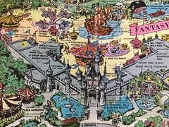 Fantasyland (Retrolandia) Tags: disneyland 1960s