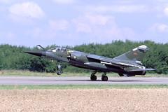Mirage F1CR (Rob Schleiffert) Tags: miragef1 dassault mirage florennes reconnaissance frenchairforce