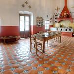 Museo Amparo cocina