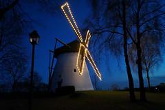 Historische Windmühle in Reken, Westmünsterland (friedhelmbick) Tags: reken windmühle