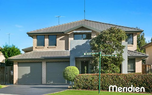 33 Golden Grove Ave, Kellyville NSW 2155