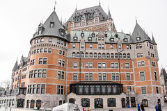 Le Chateau Frontenac (caribb) Tags: beautiful frencharchitecture frenchcanada hotellechteaufrontenac fairmonthotel iconicbuilding iconic landmarkbuilding landmark historichotel canada quebec quebeccity vieuxqubec oldquebec historic canadianhistory buildings heritage urban city 2016 downtown centreville street streets centrum lechateaufrontenac hotel architecture