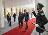 8th Extraordinary session of Economic Community of Central African States (ECCAS) | Libreville, 30 November 2016 (Paul Kagame) Tags: kagame ali bongo ondimba rwanda gabon