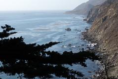 Ragged Point ocean view (debreczeniemoke) Tags: usa unitedstates amerikaiegyesltllamok california westcoastoftheunitedstates csendescen pacificocean beach bigsur raggedpoint oceanview olympusem5