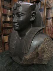 UK - London - West End - British Museum - Bust of Ptolemy (JulesFoto) Tags: uk england london westend britishmuseum ancientegypt bust ptolemy