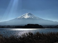 Mount Fuji - Tokyo (-Faisal Aljunied-) Tags: lakekawaguchiko iphone7plus mountfuji faisalaljunied