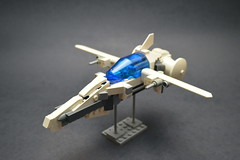 DSC_0026 (BrickTrain) Tags: lego scifi moc afol spaceship outerspace