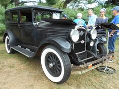 1928 Willys-Knight Sedan (splattergraphics) Tags: 1928 willys knight willysknight sedan carshow hagleymuseum wilmingtonde