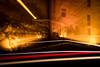 Fokuszieher (Ralph Punkenhofer) Tags: outdoor abendshotting autumn herbst mauthausen nighr night focus long exposure orange red ligr light licht nacht upper austria mühlviertel
