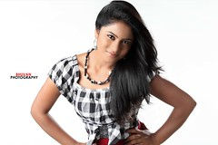 South Actress Deepika Das Hot In Modern Dress Photos Set-4 (3)