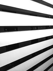 Atrium 5 (marktmcn) Tags: hotel atrium floors storeys corridors monterrey nuevo leon mexico holiday inn parque fundidora park lines abstract abstraction minimalism geometric diagonal perspective towards vanising point blackandwhite monochrome