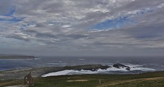 Gathering Storm _MG_4444 (Ronnierob) Tags: laaward grutness shetlandisles stormyseas