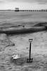 Buried! (*steve booth) Tags: spade beach sea sun shoes sand mexico