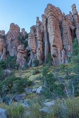 organ pipe formation (jimmy_racoon) Tags: canon 5d mk2 chiricauhua mountains chiricahua arizona desert landscape canon5dmk2 chiricauhuamountains 1740mm f4l national monument organ pipe formation